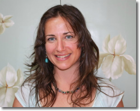 Molly Segelin of Blissful Healing Massage, Burlington Vermont